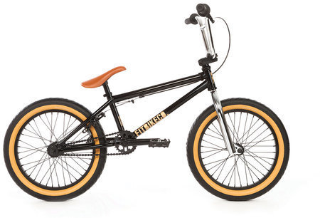 Fitbikeco Eighteen Color: Black