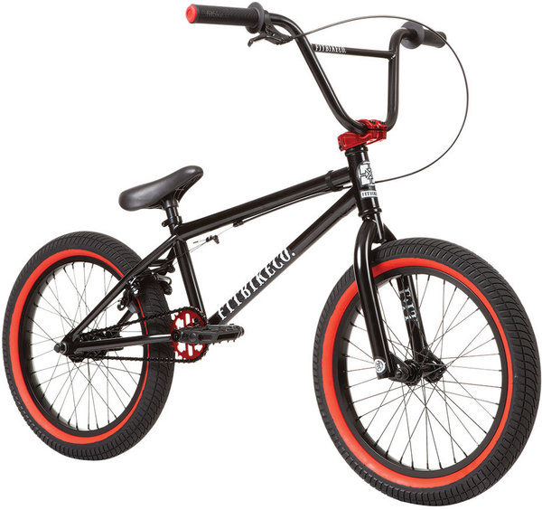 Fitbikeco Eighteen Color: ED Black