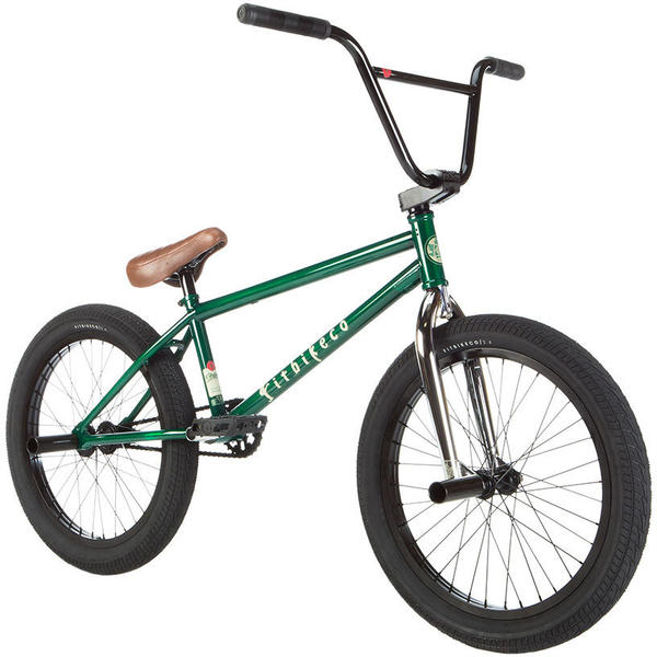 Fitbikeco Hango Color: Trans Green