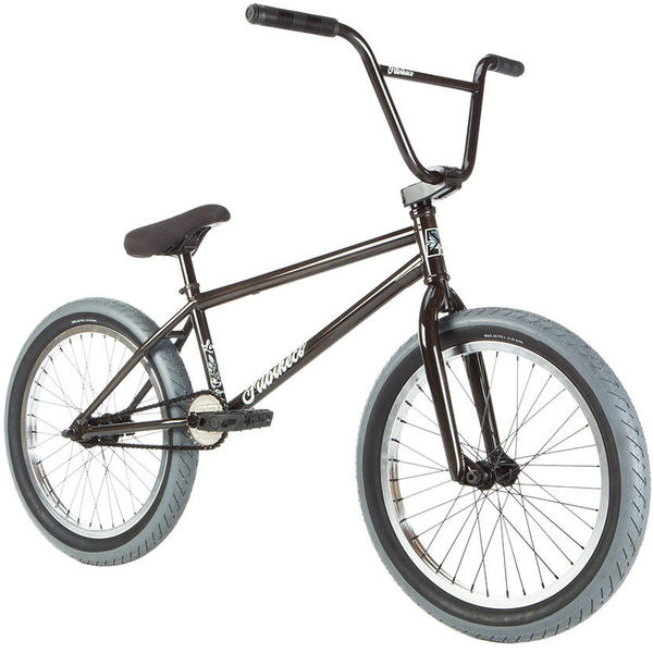 Fitbikeco Long Color: Trans Black