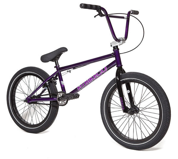 Fitbikeco Mac 1 Color: Trans Purple