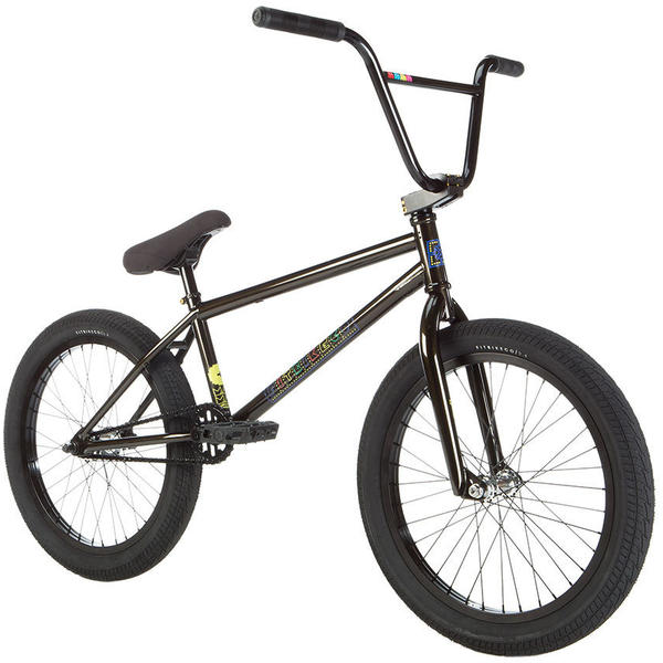 Fitbikeco Mac Man Color: Pac Black