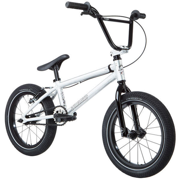 Fitbikeco Misfit 16 Color: Brushed Aluminum