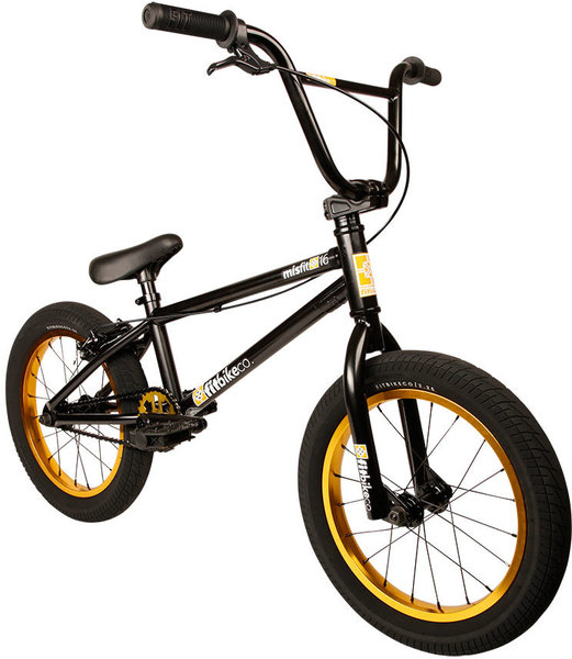 Fitbikeco Misfit 16 Color: ED Black