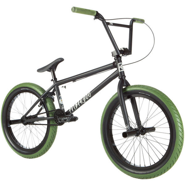 Fitbikeco STR Color: Flat Black