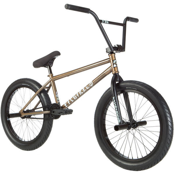 Fitbikeco STR-YUMI Color: Trans Gold
