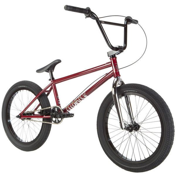 Fitbikeco TRL Color: Trans Red