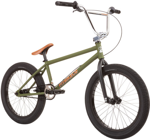Fitbikeco TRL XL Color: Matte Army Green