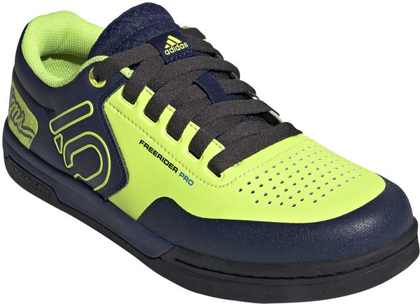Five Ten Freerider Pro Troy Lee Designs Flat Shoes Color: Solar Yellow/Carbon