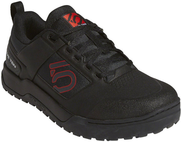 Five Ten Impact Pro Men's Mountain Bike Shoe Color: Black/Carbon/Red