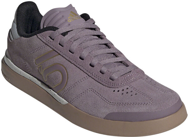 Five Ten Sleuth DLX Flat Shoe Color: Purple/Matte Gold/Gum