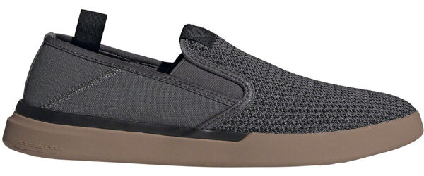 Five Ten Sleuth Slip-On Men's Shoes Color: Gray Five/Black/Gum