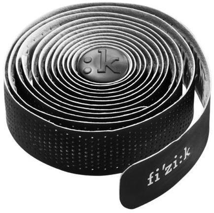 Fizik Endurance Classic Bar Tape Color: Black w/ Fizik Logos