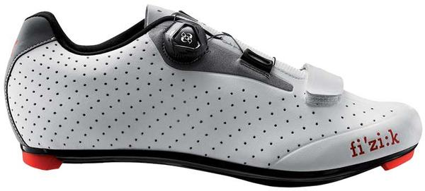 Fizik R5B Uomo Color: White/Light Gray