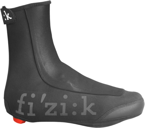 Fizik WP Winter Overshoe Color: Black
