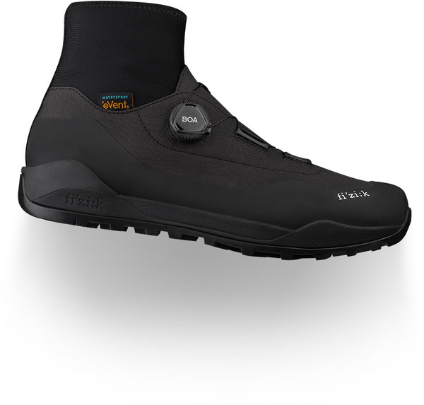 Fizik Terra Artica X2 Color: Black/Black