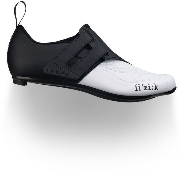 Fizik Transiro Powerstrap R4 Color: Black/White