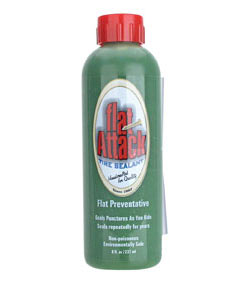 Flat Attack Tube Sealant Size: 8-ounce