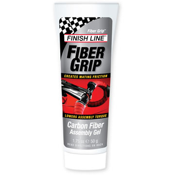 Finish Line Fiber Grip Assembly Gel Size: 1.75-ounce