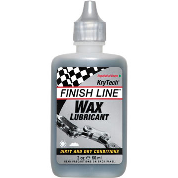 Finish Line Wax Lubricant (2-Ounce Bottle)