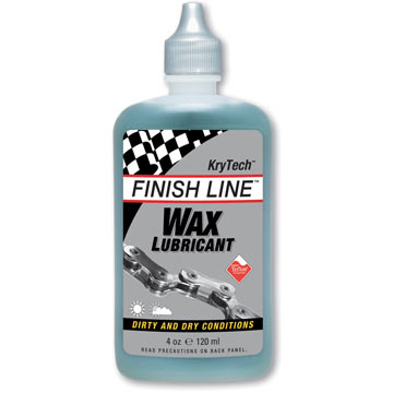 Finish Line Wax Lubricant (4-Ounce Bottle)