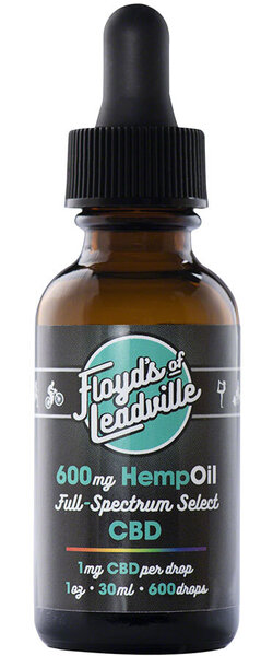 Floyd's of Leadville Full-Spectrum CBD Tincture Size: 600mg