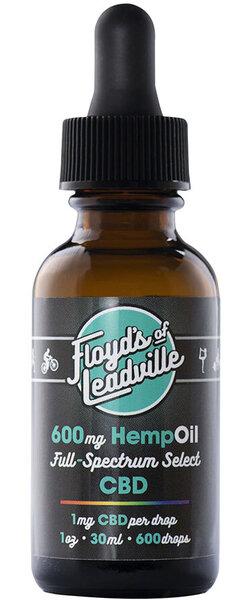 Floyd's of Leadville Full-Spectrum CBD Tincture
