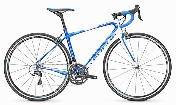 Focus Izalco Donna 1.0 - Women's Color: Blue/White