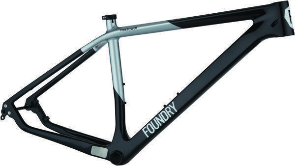 Foundry Firetower Frame Color: Black/Silver