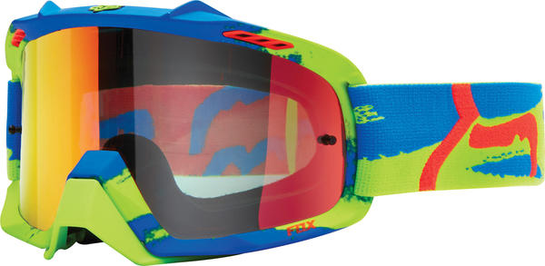 Fox Racing AIRSPC Goggles (Spark Lens) Color | Lens: Marz Yellow | Red Spark
