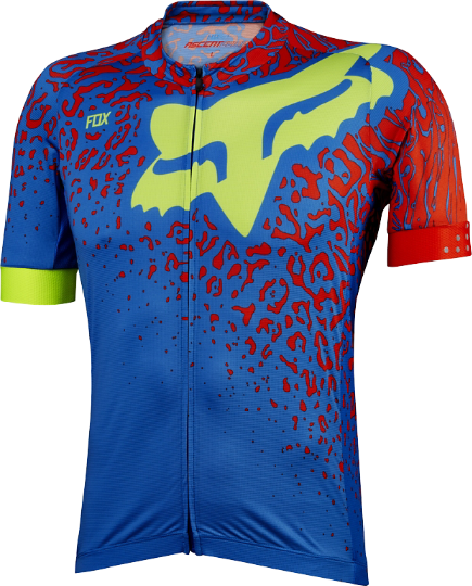 Fox Racing Ascent Comp Short Sleeve Jersey