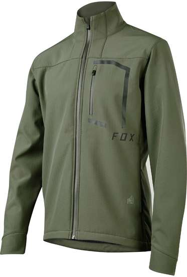 Fox Racing Attack Fire Softshell Jacket