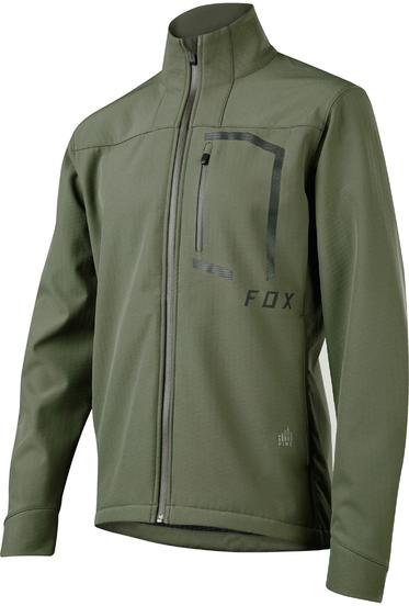 Fox Racing Attack Fire Softshell Jacket