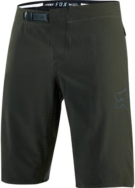 Fox Racing Attack Short Color: Black/White