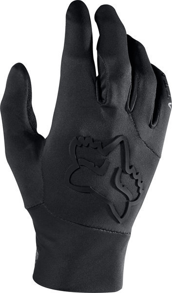 Fox Racing Attack Water Gloves Color: Black