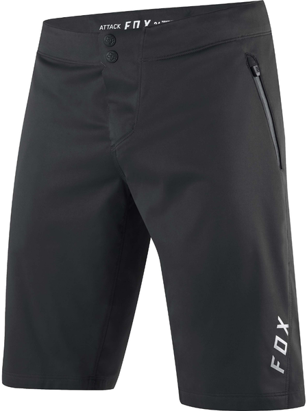 Fox Racing Attack Water Shorts Color: Black