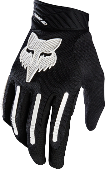 Fox Racing Demo Air Gloves Color: Black