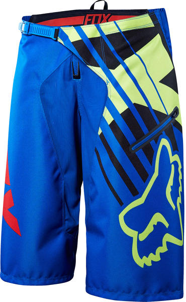 Fox Racing Demo DH Shorts Color: Savant Blue