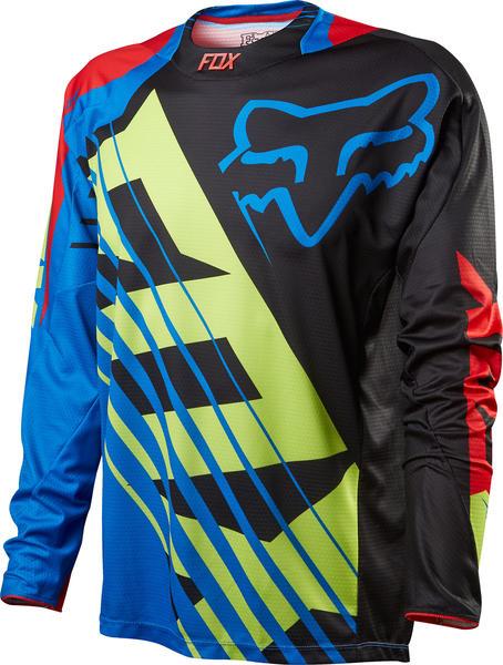 Fox Racing Demo LS Jersey