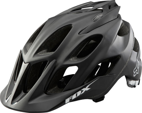 Fox Racing Flux Helmet Color: Matte Black