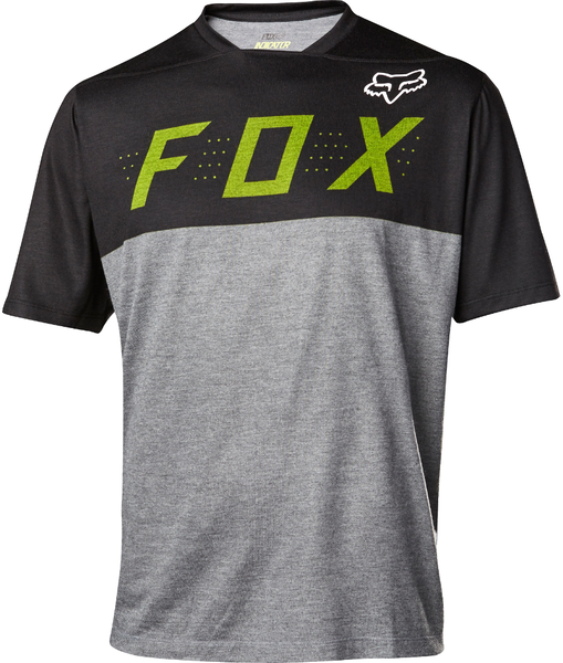 Fox Racing Indicator Camo Jersey Color: Heather Gray