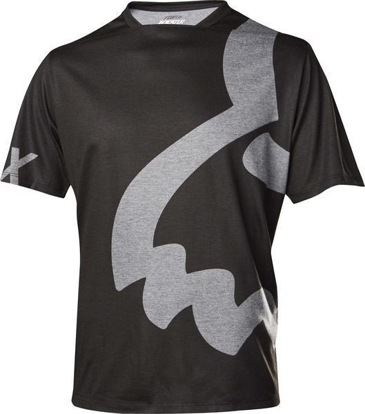 Fox Racing Indicator Eyecon Jersey Color: Heather Black