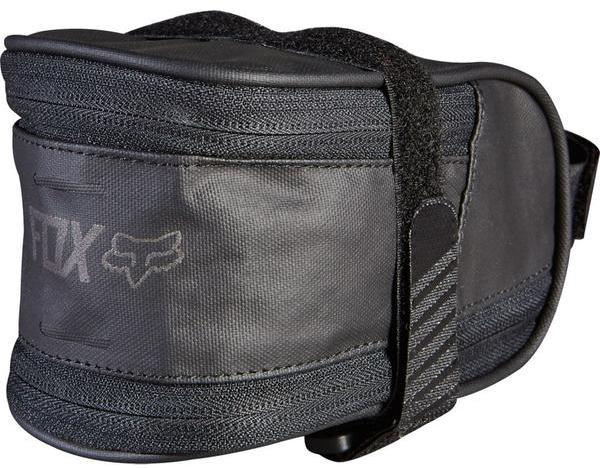 Fox Racing Large Seat Bag Color: Black