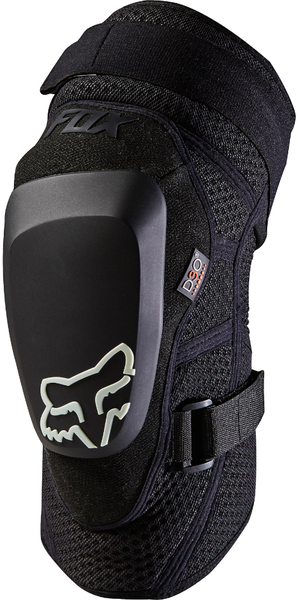 Fox Racing Launch Pro D3O Knee Guards Color: Black