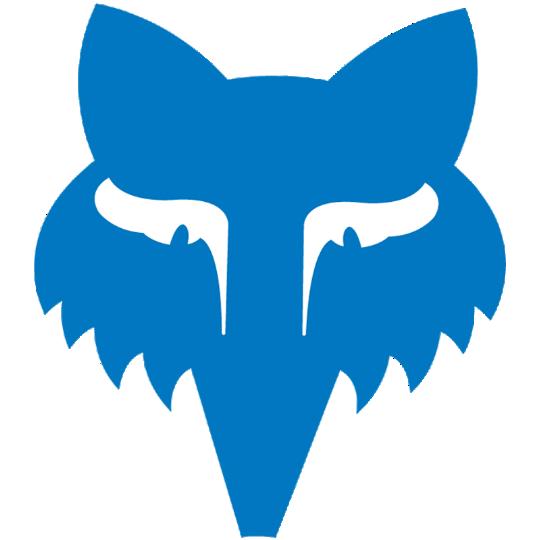 Fox Racing Legacy Head Sticker - 3.5 Inch