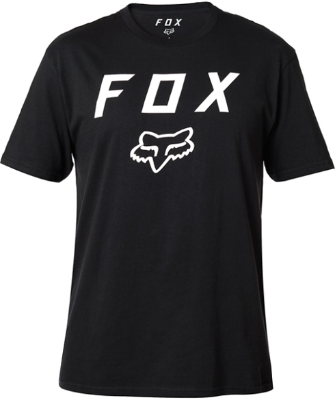 Fox Racing Legacy Moth Tee Color: Black