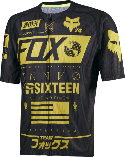 Fox Racing Livewire Pro Short Sleeve Jersey