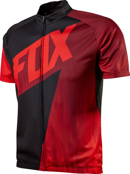 Fox Racing Livewire Race Jersey Color: Red