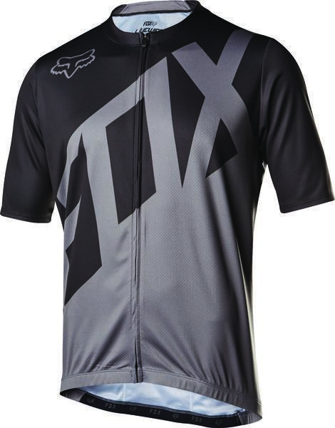 Fox Racing Livewire Jersey Color: Black/Charcoal