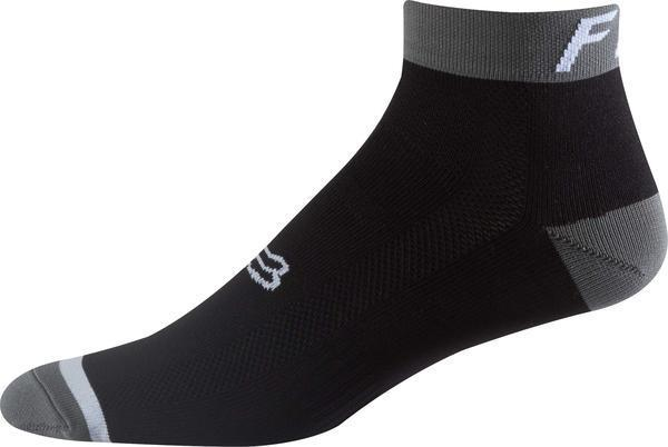 Fox Racing 4-inch Trail Sock Color: Black